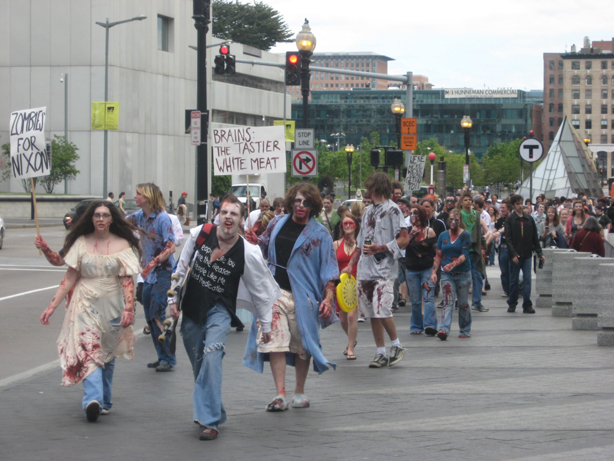 defend against the boston zombie apocalypse boston
